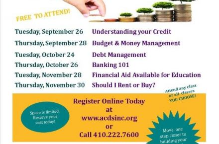 Flier with same info
